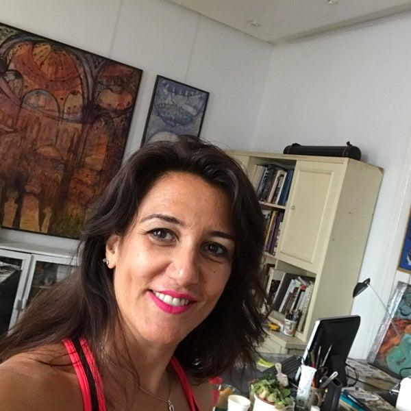 รูปภาพถ่ายที่ Dilek Işıksel Resim Atelyesi โดย Sedef I. เมื่อ 9/22/2017
