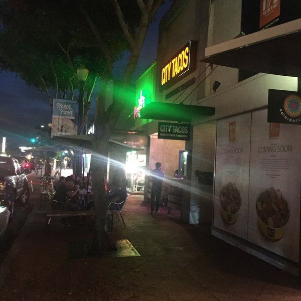 Photo taken at City Tacos by T C. on 6/24/2016