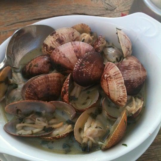 10/25/2012 tarihinde 🐞Ceren🐞ziyaretçi tarafından Uno Restaurant'de çekilen fotoğraf