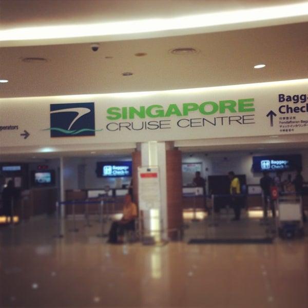 Das Foto wurde bei Tanah Merah Ferry Terminal von Pete Y. am 6/3/2013 aufgenommen