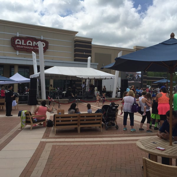 Photo taken at One Loudoun by Sheldon B. on 5/9/2015