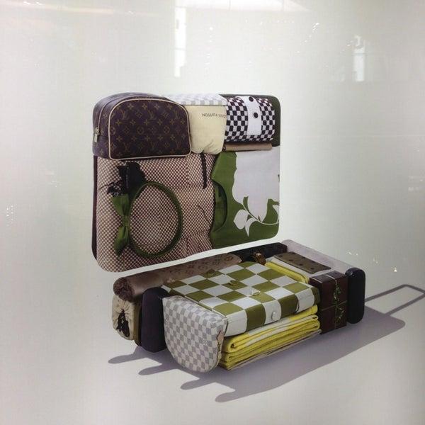 Photo taken at Louis Vuitton by Haffizie H. on 6/8/2013