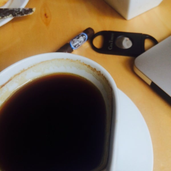 Photo taken at The Coffee Bar by Ivan A. on 9/2/2015