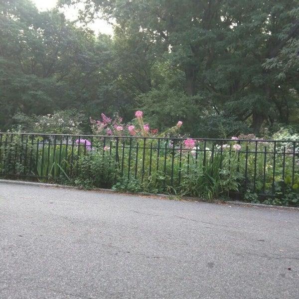 Photo Taken At Riverside Park   91st Street Garden By Fred W. On 9/