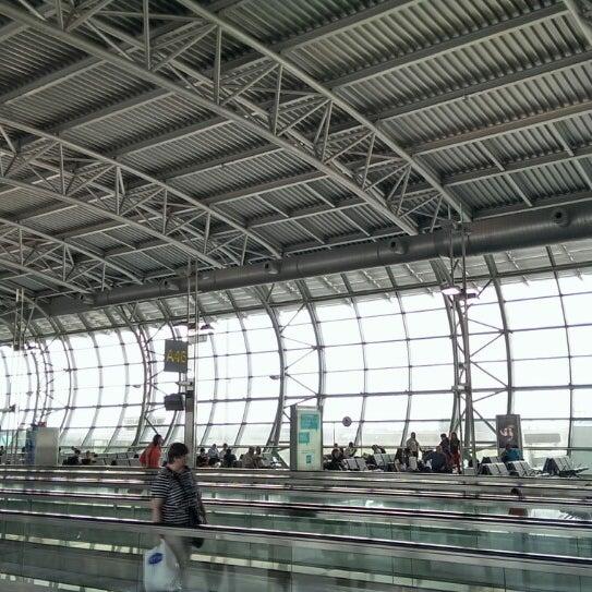 Снимок сделан в Брюссельский аэропорт (BRU) пользователем Fred W. 7/16/2013