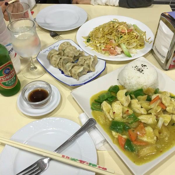 Un chino atípico con comida, personal y precio 10.