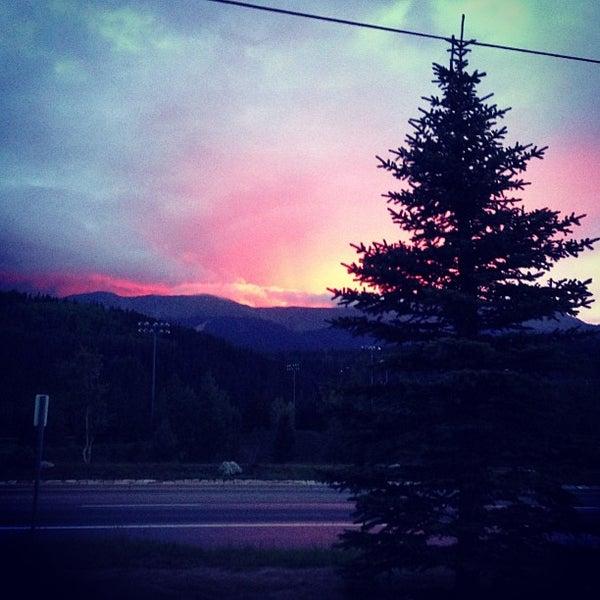 Photo taken at Breck Connect Gondola by Morgan B. on 9/7/2013