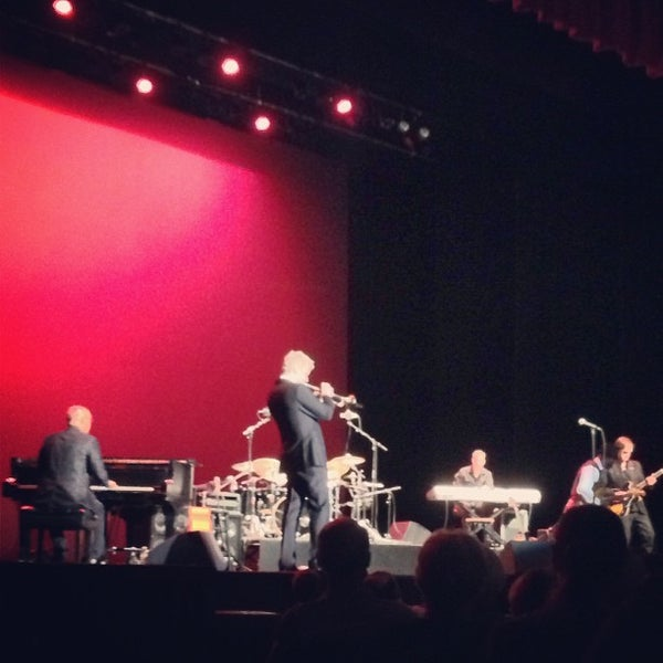 Photo taken at Centennial Hall by Nick H. on 4/8/2013