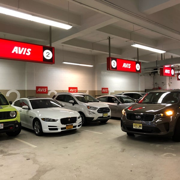 Avis Car Rental