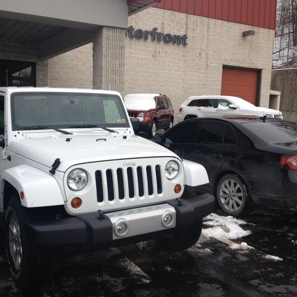 Waterfront Jeep - First Ward - Morgantown, WV