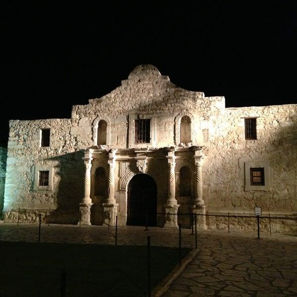 Photo taken at The Alamo by Joe G. on 3/27/2013