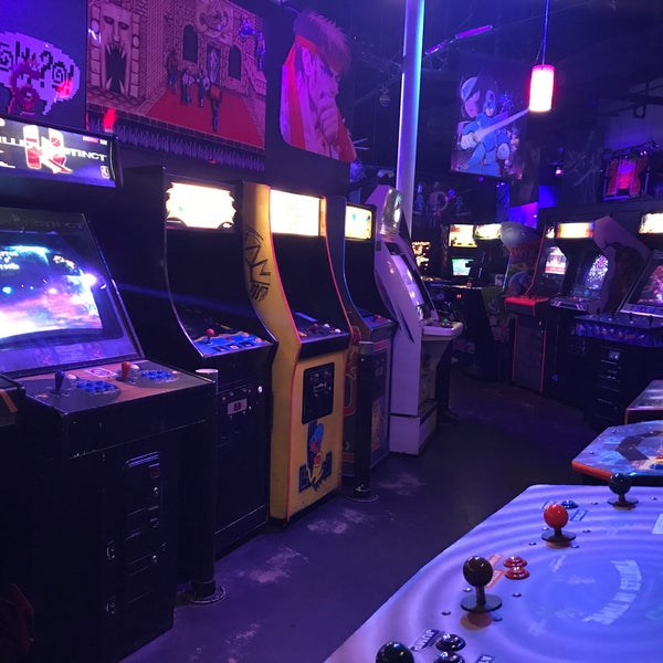 Photo taken at Player 1 Video Game Bar by Attractions M. on 8/9/2017