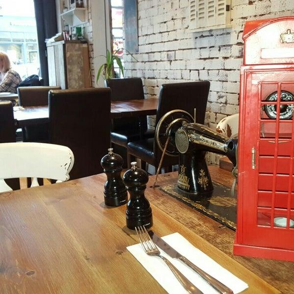 Q Bar And Kitchen: Mediterranean Restaurant In Beckenham