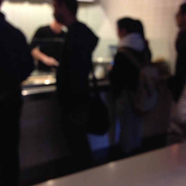 Photo taken at Chipotle Mexican Grill by Molly K. on 4/4/2014