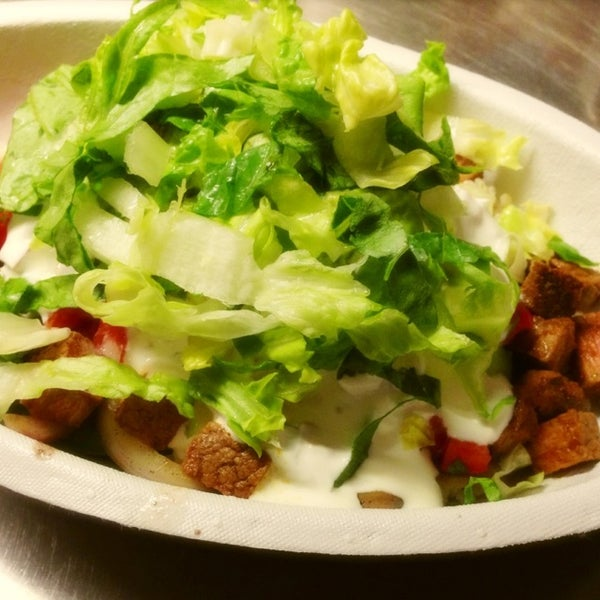 Photo taken at Chipotle Mexican Grill by Molly K. on 9/2/2013