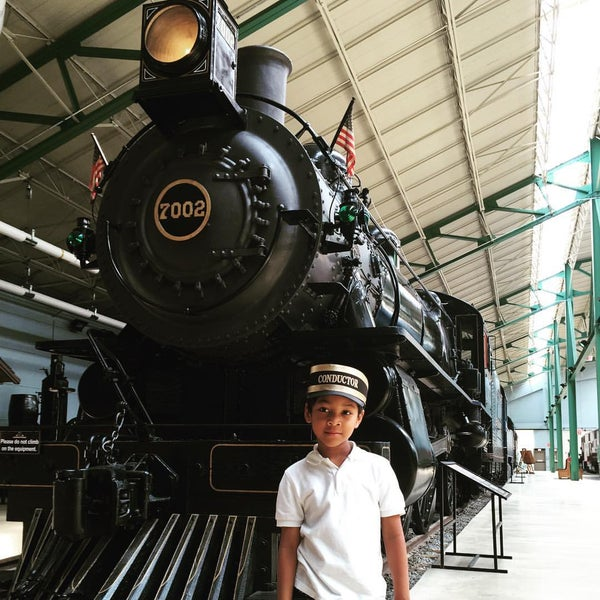 Photo taken at Railroad Museum of Pennsylvania by Christina Y. on 9/4/2015