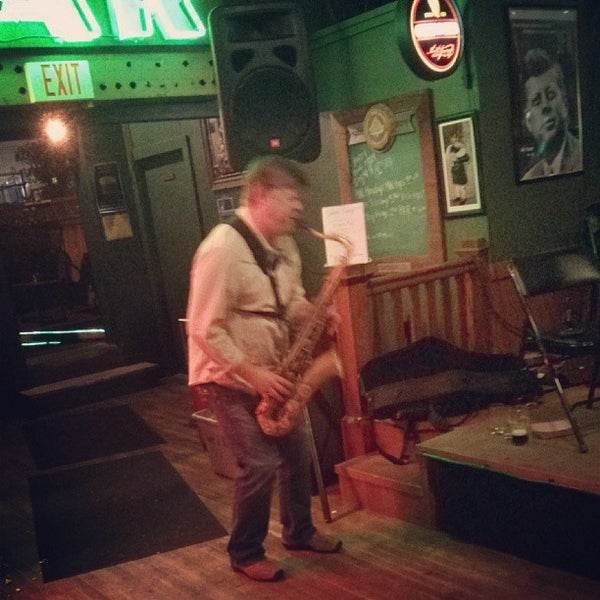 Photo taken at Dubliner Pub by Casey O. on 10/11/2013