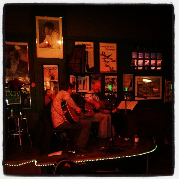 Photo taken at Dubliner Pub by Casey O. on 11/17/2013