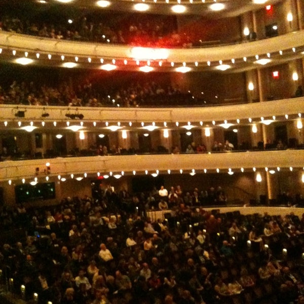 Photo taken at The Smith Center for the Performing Arts by Erin B. on 3/7/2013