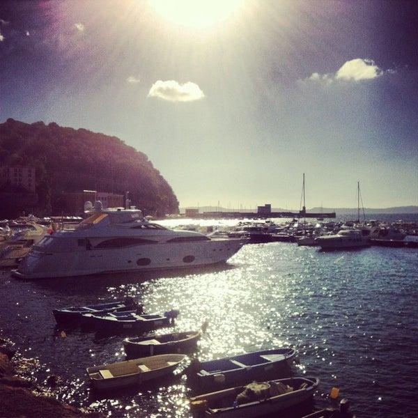 Photo taken at Isola di Nisida - Nisida Island by lisa M. on 5/19/2013
