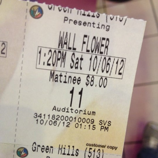 Photo taken at Regal Cinemas Green Hills 16 by Scott J. on 10/6/2012