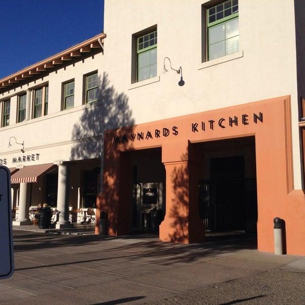 Photo taken at Maynards Market & Kitchen by Hans W. on 1/22/2014