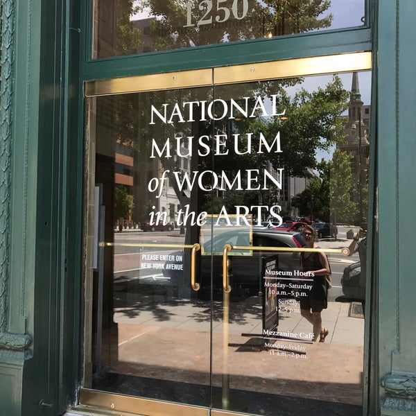 Photo taken at National Museum of Women in the Arts by Miguel on 6/4/2017