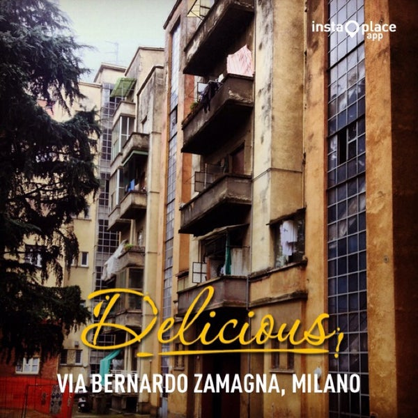 Via Zamagna - Law School in Zona 7