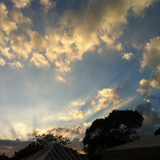 Photo taken at Manila Memorial Park by Ayrwin P. on 11/1/2012