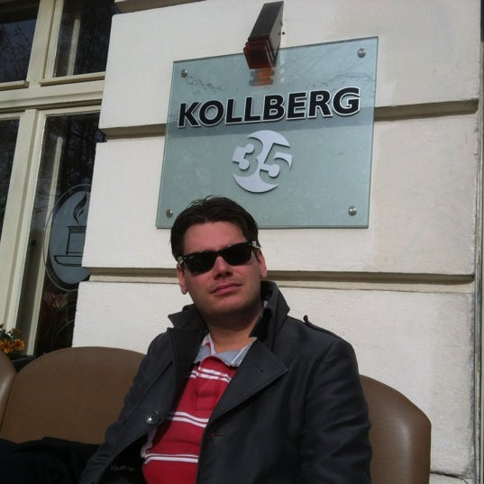 Photo taken at Kollberg35 by Wouter B. on 11/4/2012