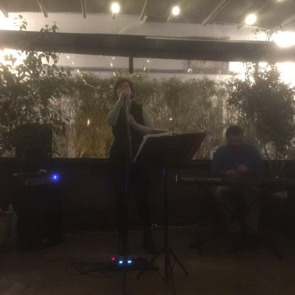 3/11/2017 tarihinde Hasan G.ziyaretçi tarafından Vanilla Lounge'de çekilen fotoğraf