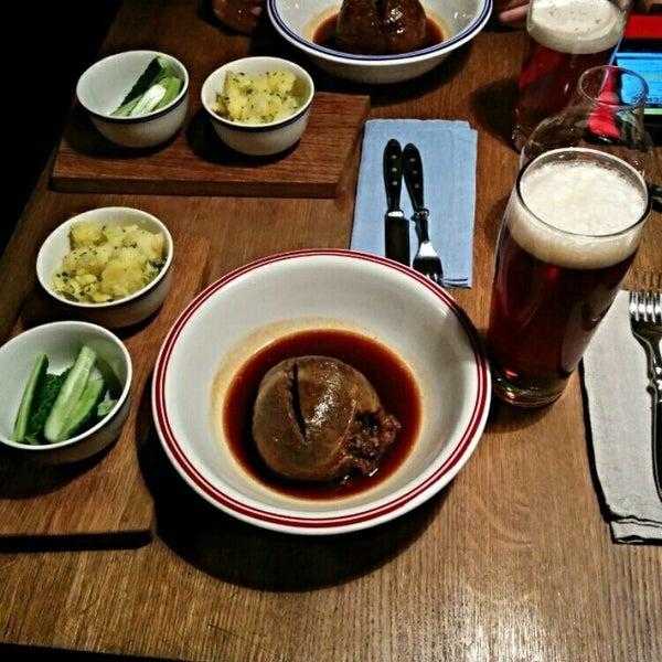 Photo taken at Haggis Pub & Kitchen by Marat S. on 9/17/2014