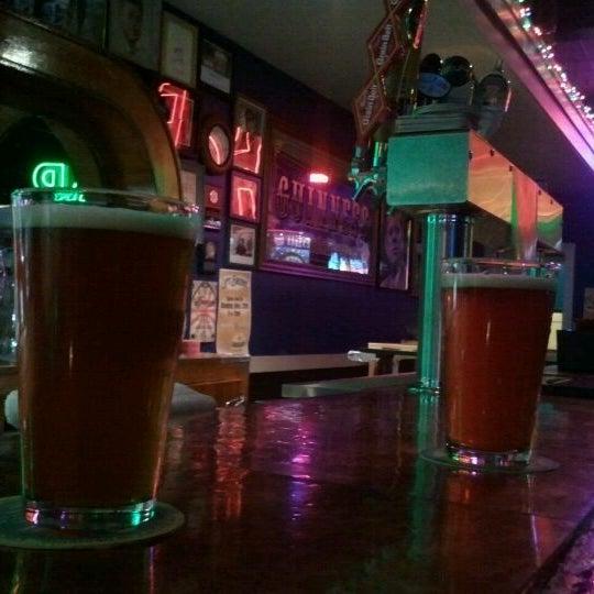 Photo taken at Dubliner Pub by Brad G. on 12/17/2012