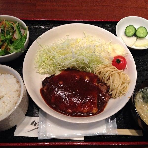 2/25/2014にmasaki o.がびーふてい 中目黒店で撮った写真
