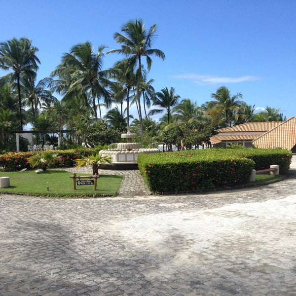 Foto tirada no(a) Cana Brava Resort por Cesar M. em 7/6/2013