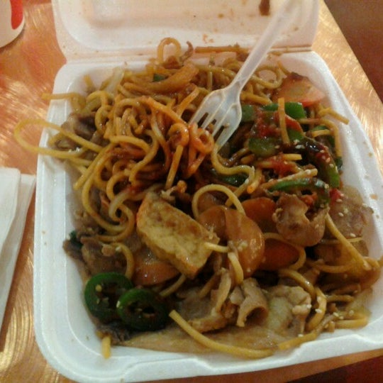 Photo taken at Food Court at Oakridge Mall by Aizen H. on 9/23/2012