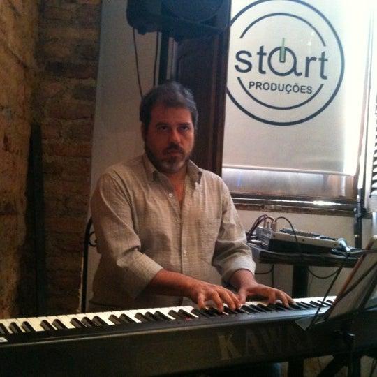 Photo taken at Gracioso Café Bistrô by Marisa P. on 11/29/2012