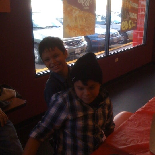 Photo taken at Peter Piper Pizza by Alberto L. on 12/16/2012