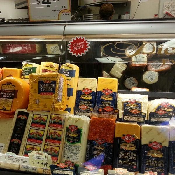 Photo taken at Marsh Supermarket by Tom N. on 5/25/2013