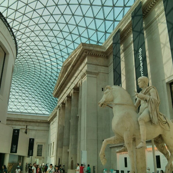 British Museum Bloomsbury 897 Tips From 80943 Visitors