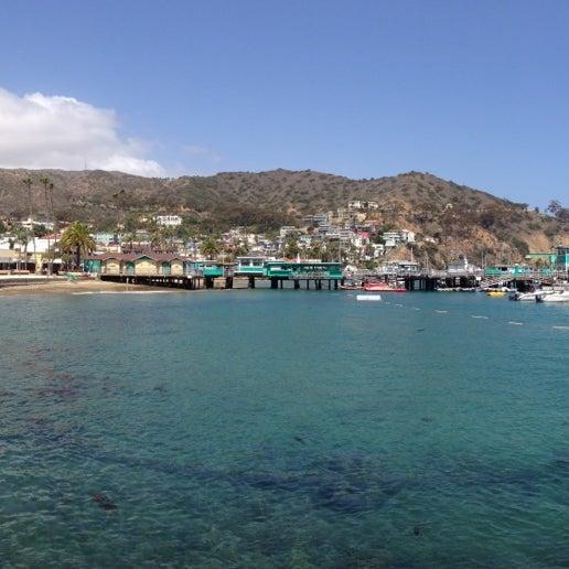 Photo taken at Santa Catalina Island by Lely B. on 5/23/2013