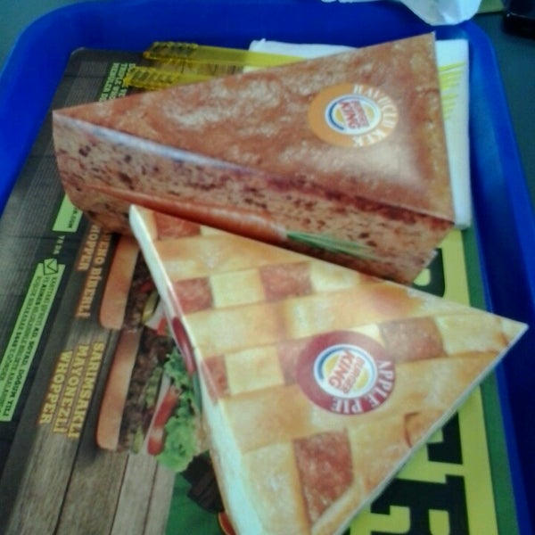 Photo taken at Burger King by Hamed D. on 3/19/2013