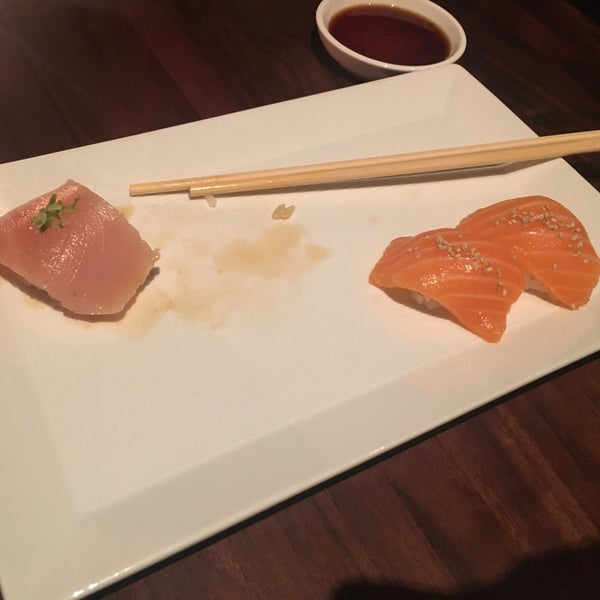 """No better deal for sushi that I know of. """"Trust Me"""" omakase is $39, plenty of food and high quality (love the abalone).  The Trust Me Lite is perfect for my wifey and only $27 (gratuity inclusive)"""
