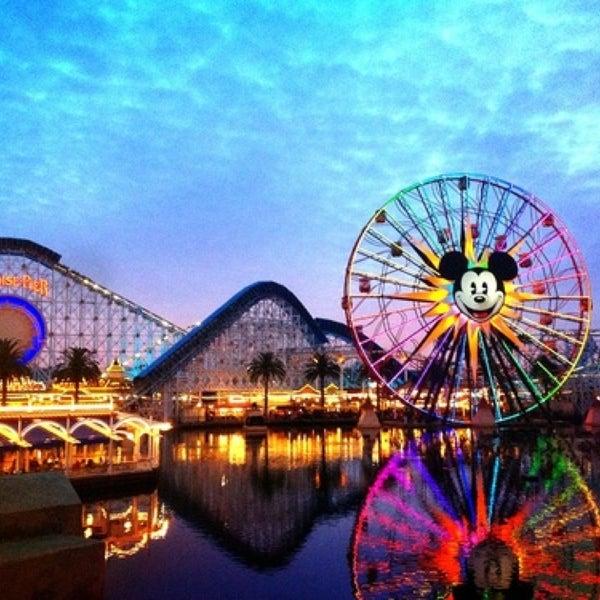 Disney California Adventure Park Theme Park In Anaheim