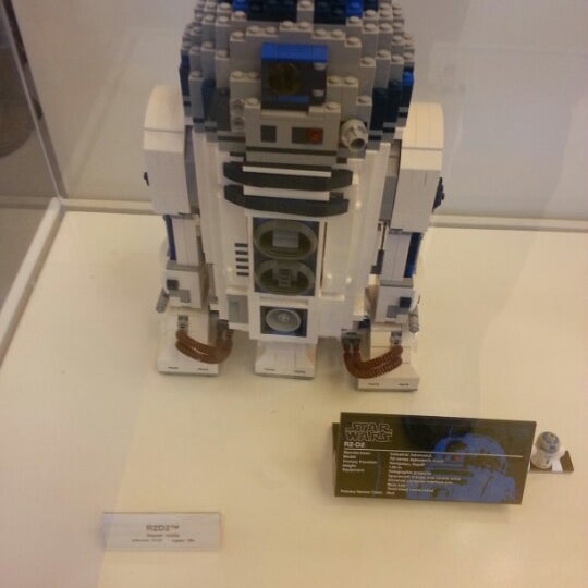 Photo taken at The LEGO Store by Jonathan P. on 1/6/2013
