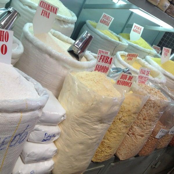 Photo taken at Mercado Municipal Antônio Valente by Dessa V. on 7/20/2013
