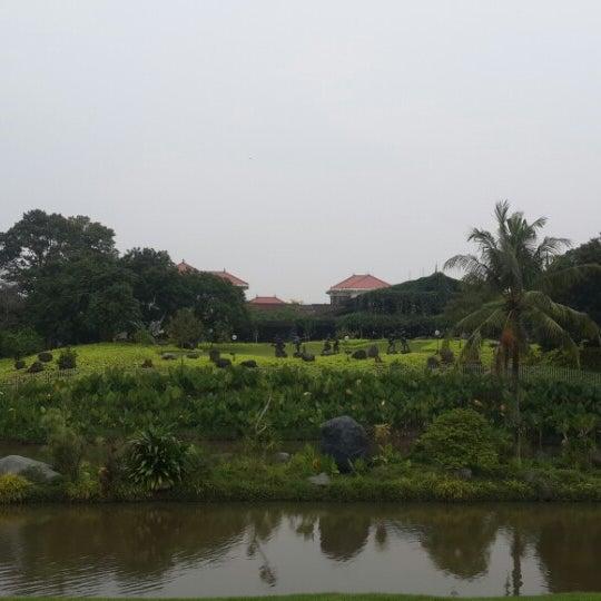 10/31/2013 tarihinde Harry C.ziyaretçi tarafından Pondok Indah Golf & Country Club'de çekilen fotoğraf