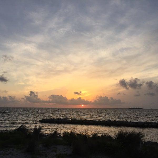 Photo taken at Apollo Beach, FL by Emilie A. on 8/8/2015
