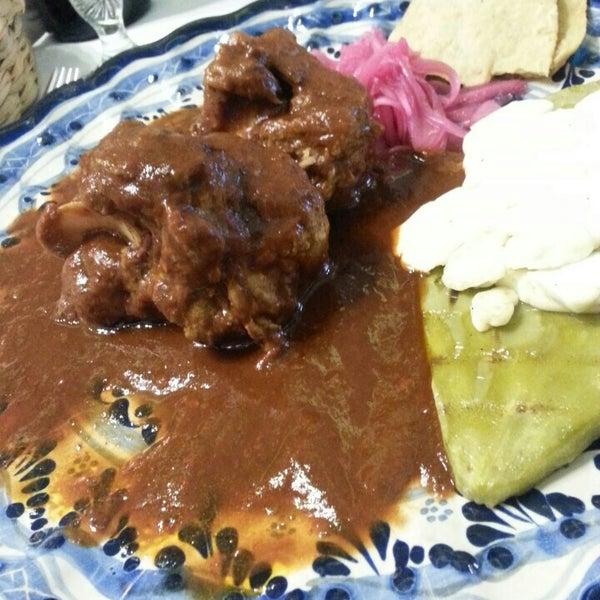Foto tomada en Testal - Cocina Mexicana de Origen por Joshua Aram C. el 2/23/2016