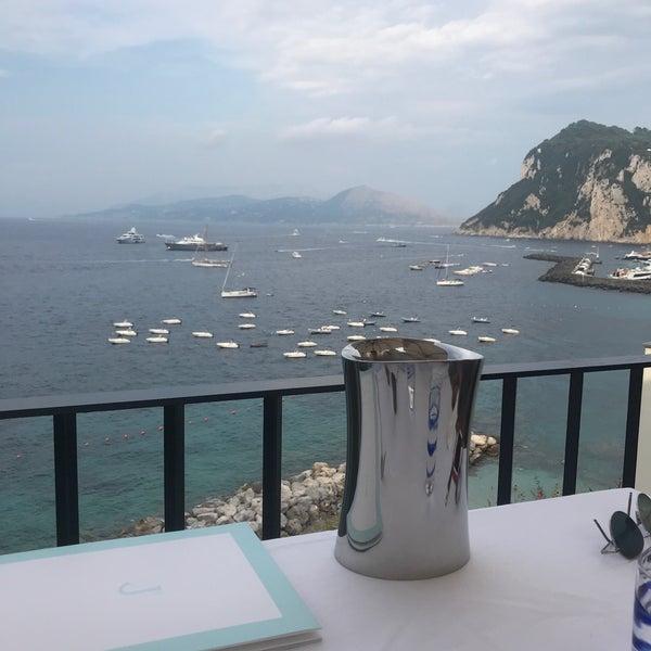 8/2/2018にAl-ADWANIがJK Place Capriで撮った写真
